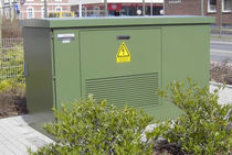 medium voltage outdoor transformer station 160 - 52 500 kVA Smit Transformatoren