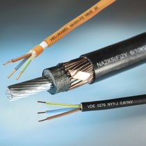 medium voltage power distribution cable max. 30 kV HELUKABEL