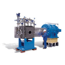 melt gear pump for plastics extrusion max. 80 t/h | MP series Coperion