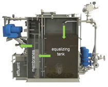 membrane bioreactor (MBR) for wastewater treatment  Evac E.U.R.L.