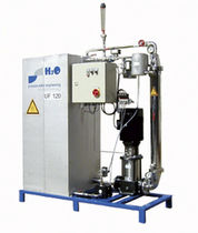 membrane ultra-filtration unit  H2O GmbH  process water engineering