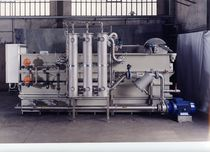 membrane ultra-filtration unit 100 - 3000 l/h TECAM