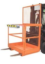 mesh container for overhead maintenance MB series Bauer