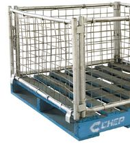 mesh pallet-box 1 168 x 1 168 x 600 mm CHEP INTERNATIONAL