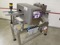 metal detector with conveyor  CERMAC