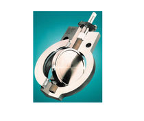 metal seated butterfly valve 2 - 36"