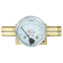 metal tube variable area liquid flow-meter DTFW series DWYER