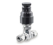 metering valve max. 250 psig (17 bar) | HR series Parker Instrumentation Products Division - Europe
