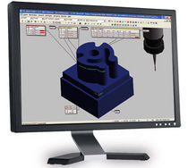 metrology software PCDMIS Software HEXAGON METROLOGY