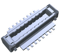 mezzanine connector for SMT 0.5 - 0.8 mm TE CONNECTIVITY - CONNECTORS