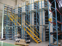 mezzanine FM series nanjing faithdale logistics equipment
