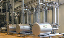 micro-filtration and heat treatment system for dairy products  APV