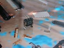 micro-miniature board-to-board connector  Nicomatic
