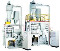 microniser for rotomolding MPU series M. Plast (India) Limited