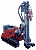 micropile drilling rig 172 bar | TD50 TEI Rock Drills