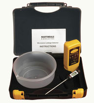 microwave leakage detector 1.5, 10 mW/cm&sup2; | TEK500  Martindale Electric