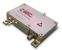 microwave power amplifier module 12 - 18 GHz C-MAC Microtechnology