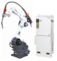 MIG, MAG welding robot WGH3 Panasonic Industrial, Robot and Welding