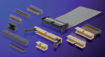 mini board-to-board connector MINITEK FCI
