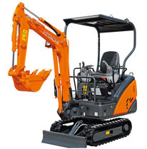 mini-crawler excavator 1100 kg, 9.5 kW | ZX8-2 HITACHI Construction Machinery