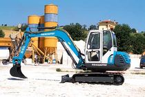 mini-crawler excavator 4 900 kg |  M-50 Messers&igrave; S.p.A.