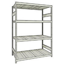 "mini-racking unit for record storage 60"" x 36"" x 87"", 800 lb 