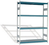 "mini-racking unit for record storage 60"" x 24"" x 72"", 900 lb 
