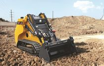 mini skid steer loader 1 350 kg | CLG328III Guangxi Liugong Machinery Co., Ltd.
