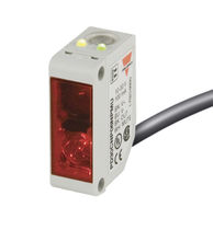 miniature diffuse reflection photoelectric sensor with background suppression Miniaturised PD30 CARLO GAVAZZI