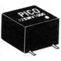 miniature isolated DC/DC converter 1.25 W, 600 - 1 000 V DC | AV, SMV Series Pico Electronics