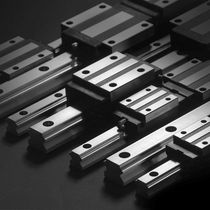 miniature linear ball guide  Romani Components Srl