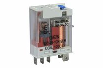 miniature power relay 8 A @ 30 VDC | Series 85 O/E/N India Ltd.