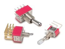 miniature toggle switch 2 - 5 A | 2M1 series Carling Technologies