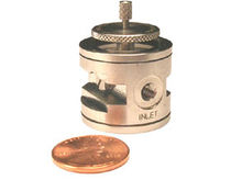 miniature two-stage diaphragm pressure regulator 0 - 30 psi | PRD3-.N Beswick Engineering Co, Inc.