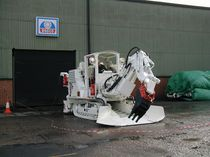 mining excavator LD2000 Dosco Overseas Engineering Ltd.