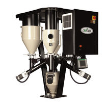 mixer-dispenser for granulates (gravimetric dispenser) max. 3 000 lb/hr (1.360 kg/hr) | TW series Conair