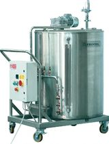 mixer-dispenser for ice cream production line 0.5 m³ Procma s.r.l.
