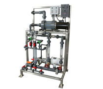mixer-dispenser for polymer max. 230 VAC, 50 - 60 Hz | Polyfeeder Pulsafeeder