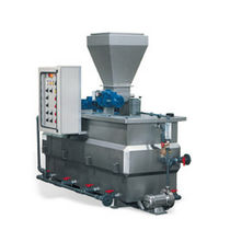mixer-dispenser for powders (gravimetric dispenser) max. 5000 l/h | HA/HB series DOSEURO s.r.l.