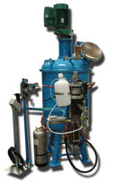 mixer-dispenser for polymer concrete (volumetric dispenser) HV 500 BN Matrasur Composites