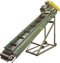 mobile belt conveyor max. 300 lbs, 4 - 24"