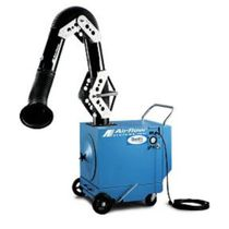 mobile cartridge fume extractor with extraction arm PCH- 1 / PCH-2 Airflow Systems