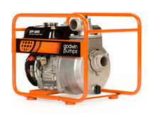 mobile centrifugal engine-driven pump for fire fighting max. 218 gpm | GPP series Godwin Pumps