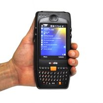 mobile computer with barcode scanner CR4100 Code Corporation