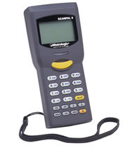 mobile computer with barcode scanner ScanPal2  Honeywell Scanning and Mobility
