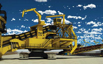 mobile crushing plant 4170C Joy Global Surface Mining - P&H Mining Equipment I