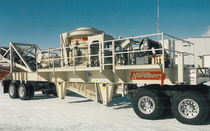 mobile crushing plant  Superior Industries