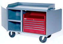 mobile drawer cabinet  Fluid Defense Systems