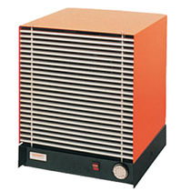 mobile electric air heater 6 000  - 18 000 W Vulcanic