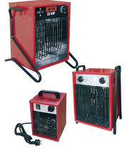 mobile electric air heater 2 - 22 kW | MAUKA acim jouanin